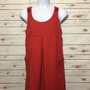 MOSSIMO Red Dress